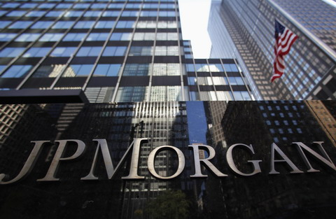 Profit of JPMorgan in the I quarter of 2018 increased to $ 8.71 billion