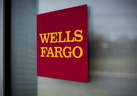 Wells Fargo reported a 5.5% increase in net profit in the first quarter of 2018